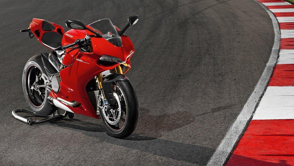 Salon de Milan 2011 : Ducati 1199 Panigale
