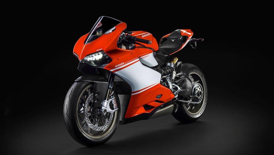 Ducati 1199 Superleggera 2014 : le must have du deux-roues ?
