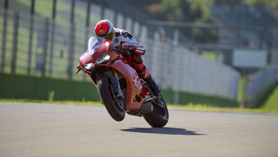 Nouvelle Ducati 1299 Panigale : plus de puissance pour la sportive italienne !
