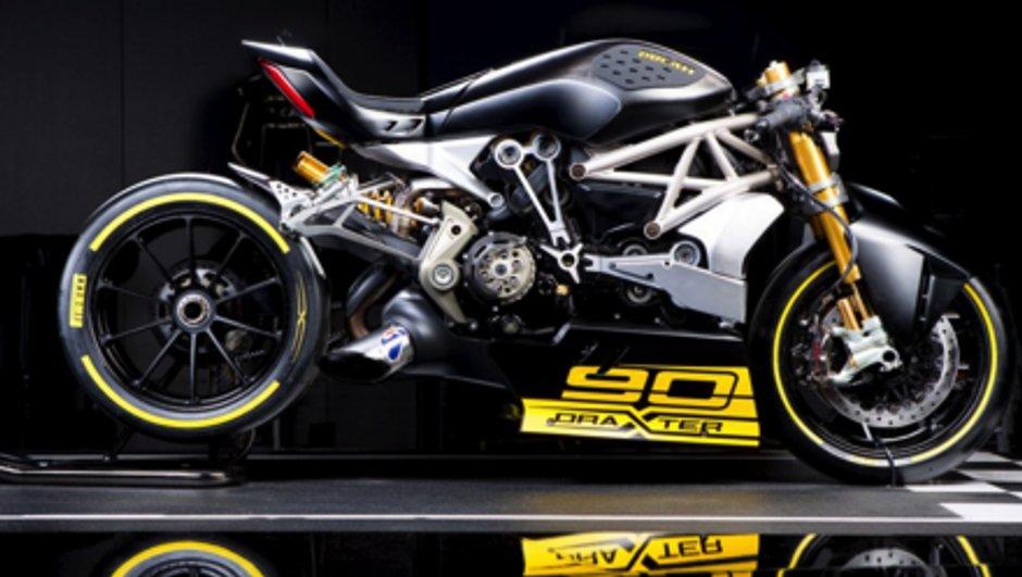 Ducati DraXter: le nouveau concept diabolique de la marque italienne