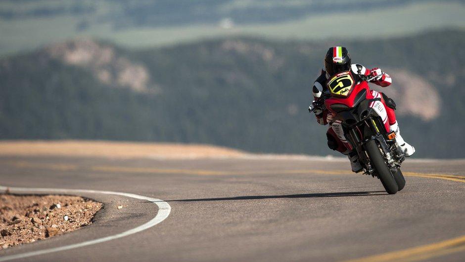 Pikes Peak 2012 : le triomphe de Ducati
