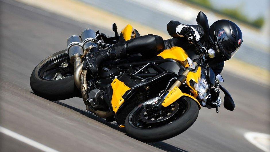 Ducati Streetfighter 848 2012 : tout sur la nouvelle italienne