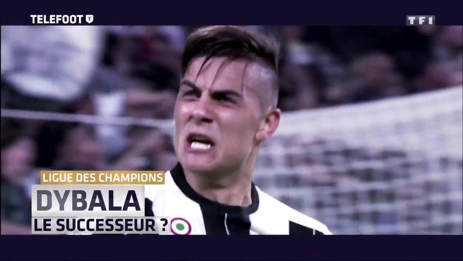 [Exclu Téléfoot 16/04] - Dybala, le successeur de Messi ?