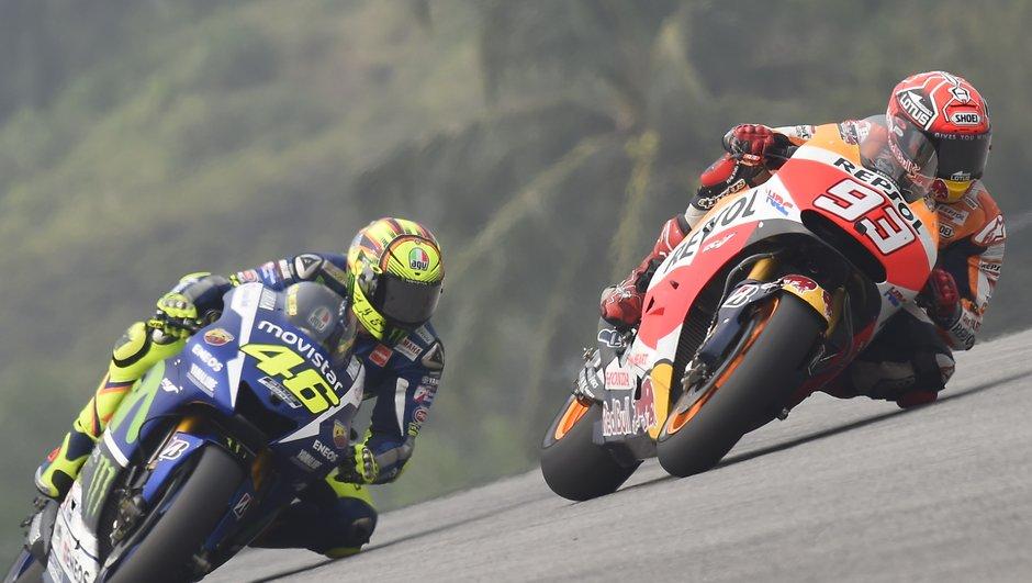 MotoGP : coalition pour laisser passer Valentino Rossi, Repsol menace la compétition ?