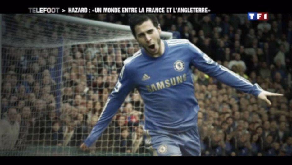 """Hazard : """"Un monde d'écart entre la France et l'Angleterre"""""""
