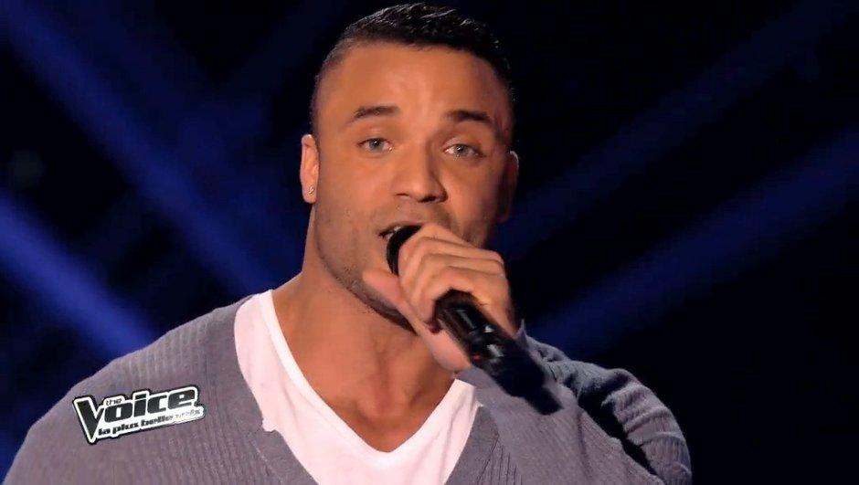 """The Voice 3 : Edu Del Prado, ex-acteur de """"Un Dos tres"""", file chez Florent Pagny"""
