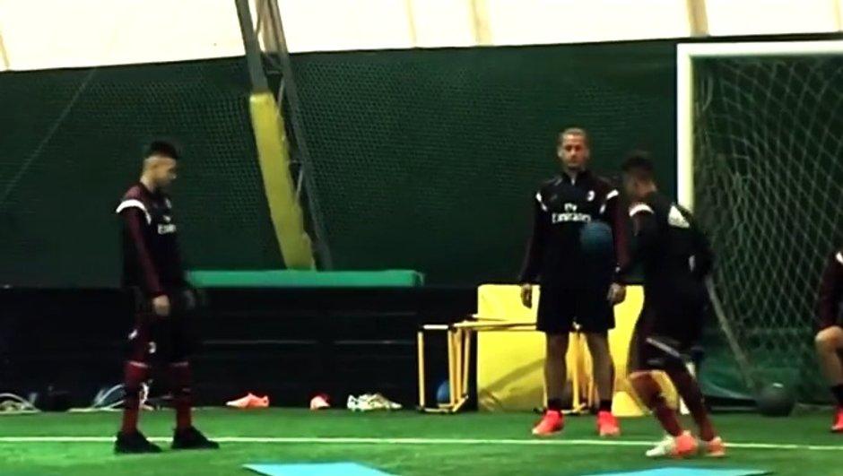 VIDEO Milan AC : El Shaarawy et Mastour font le show
