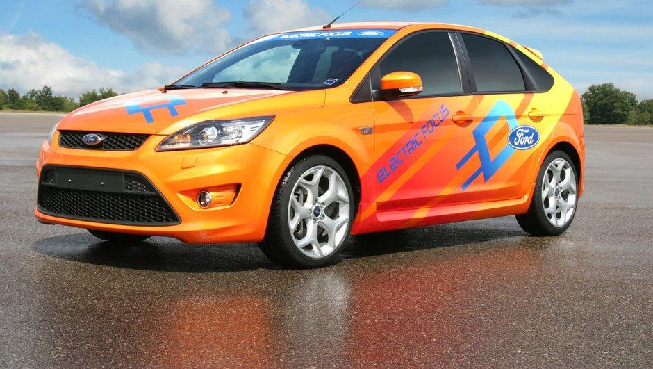 La Ford Focus électrique en approche