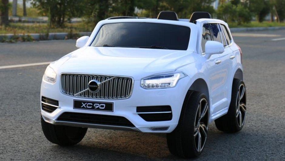 Idée cadeau : un Volvo XC90 électrique... pour enfant !