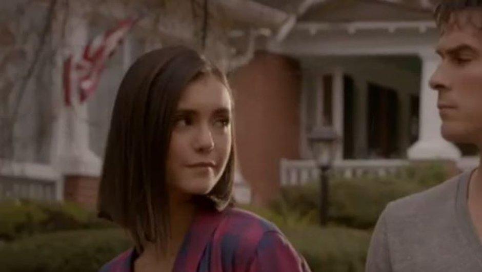 Vampire Diaries : Damon et Elena, Ian Somerhalder et Nina Dobrev… le couple star de la série