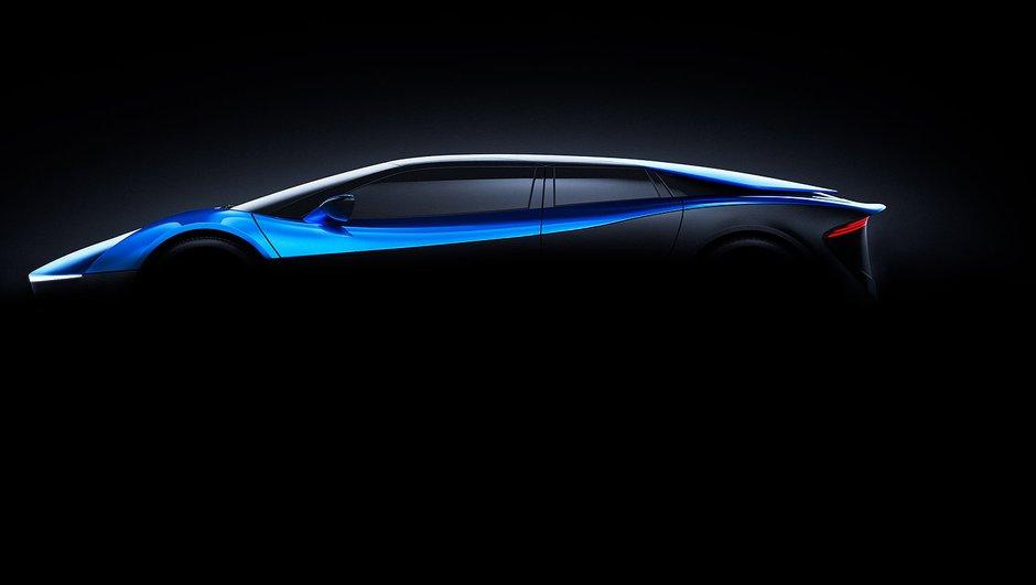 La première supercar électrique d'Elextra Cars
