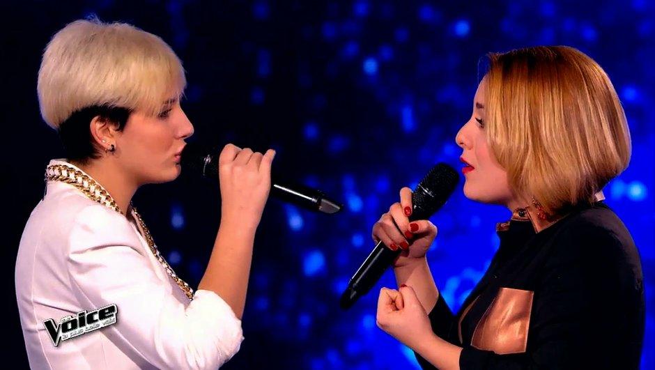 The Voice 4 - BATTLES : Elvya remporte le duel italien face à Giuliana (Vidéo)