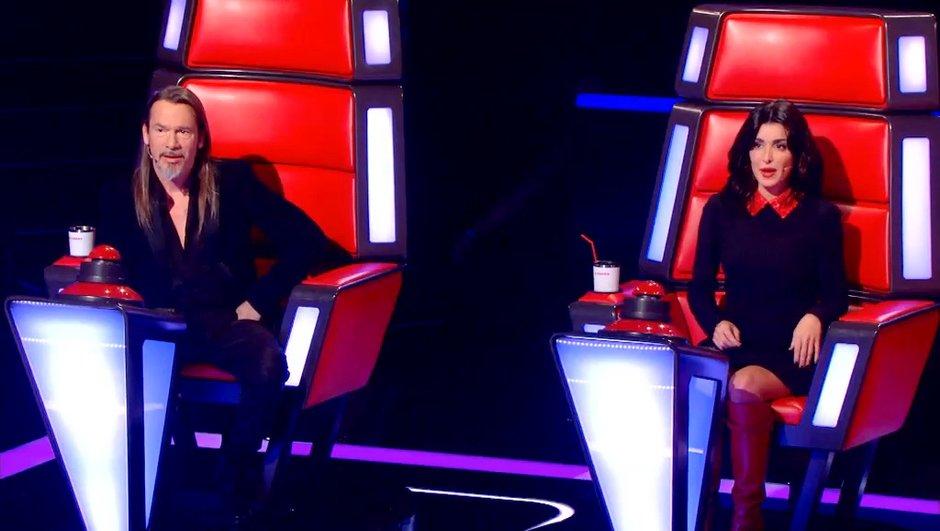 The Voice 4 - Trois duels Jenifer / Florent Pagny !