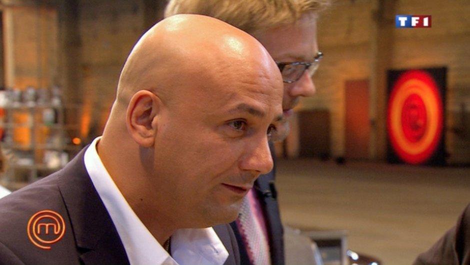 Coup de gueule quand Frédéric Anton tacle les candidats de Masterchef...