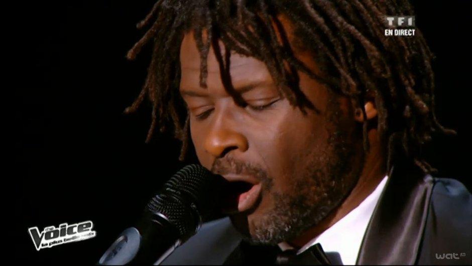 """The Voice-Emmanuel Djob: """"Je me suis senti très bien"""""""