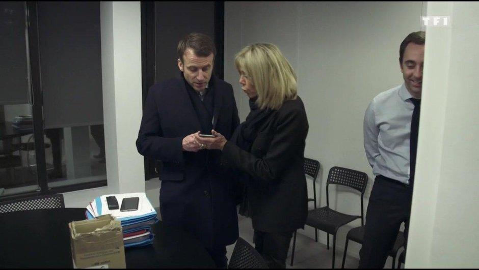 La réaction piquante d'Emmanuel Macron quand l'OM perd [Vidéo]