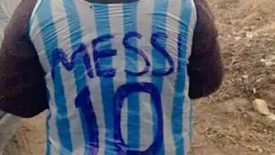 Insolite : Le clan Messi à la recherche d'un enfant qui a ému le web