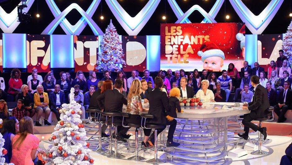 """Didier Bourdon, Michael Youn ... samedi 26 décembre à 20h55 dans """"Les enfants de la télé"""" avec Arthur !"""