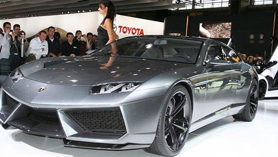 Lamborghini Estoque : il y a du nouveau