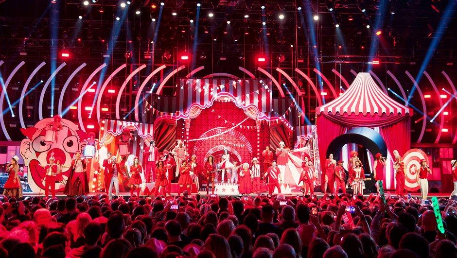 Enfoirés 2018 : Musique ! : vendredi 9 mars à 21h sur TF1