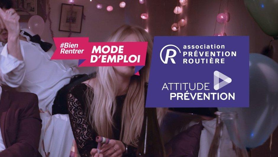 Réveillon : résultats de l'étude sur les Français et l'alcool au volant