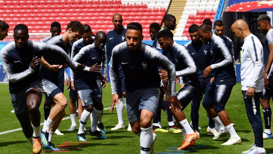 Ouf ! Avant France-Australie, les Bleus au grand complet pour leur dernier entraînement