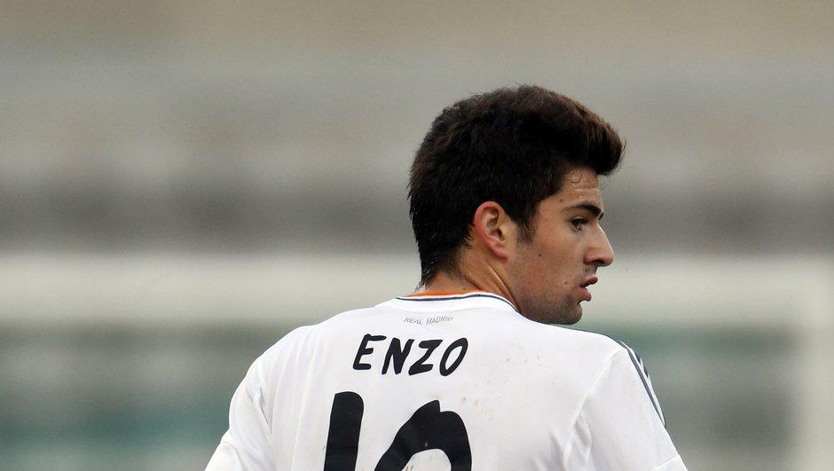 Real Madrid : Zinedine Zidane nomme son fils Enzo capitaine de la Castilla