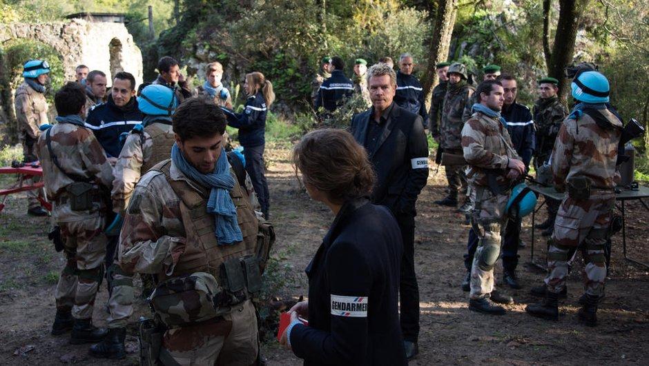 Section de Recherches - CE SOIR A LA TV : La SR se promène dans les bois, dès 20h55 sur TF1