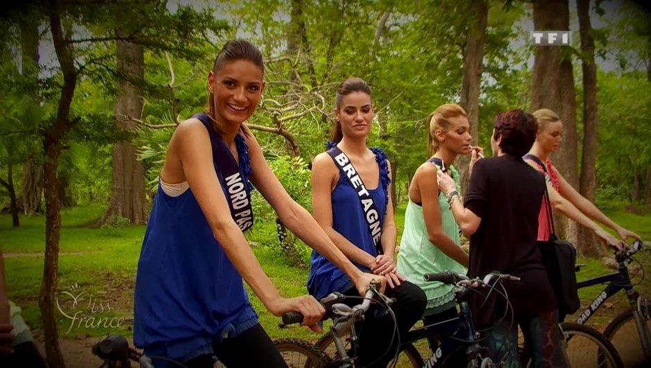 Miss France 2014 : les Miss à la rencontre de Bouddha !
