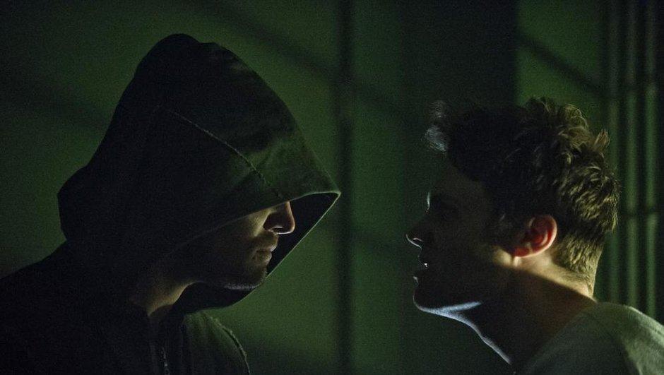 REPLAY TF1 : Revivez la soirée Arrow du mercredi 3 décembre 2014