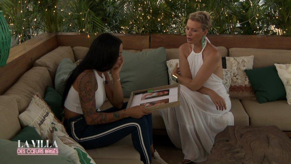 La Villa 5 - Shanna en larmes face à son passé (Episode 8)