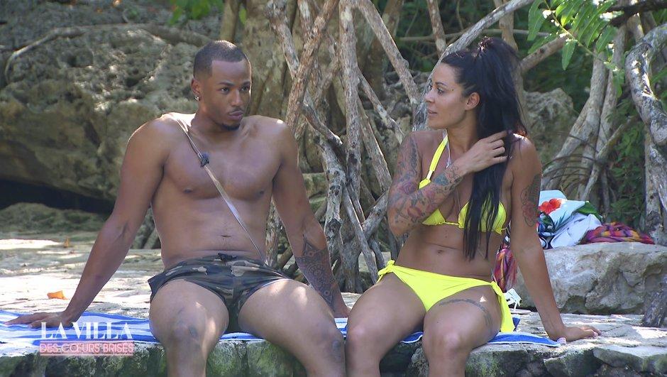 La Villa 5 - Premier rapprochement entre Shanna et Ayoub (Episode 4)