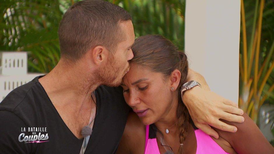 La Bataille des Couples : Wafa fond en larmes à cause de Mélanie (Episode 48)