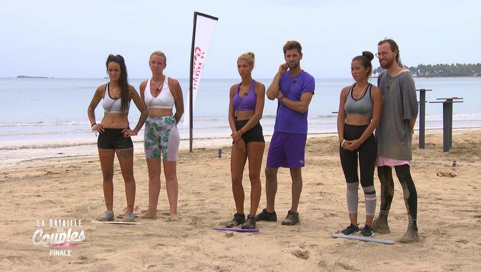 La Bataille des Couples : Qui de Fanny/Nani ou Maxime/Alizée est éliminé avant le duel final ? (Episode 63)