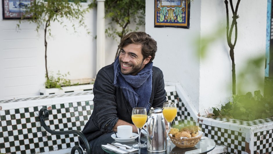 """EXCLU – Marco le Bachelor se confie : """"Ma femme idéale n'est pas fausse"""""""