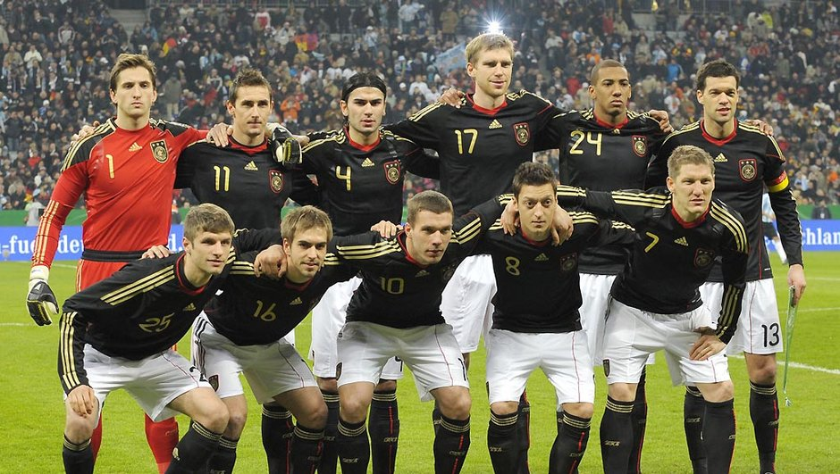 Mondial 2010 : un tour d'horizon du groupe D