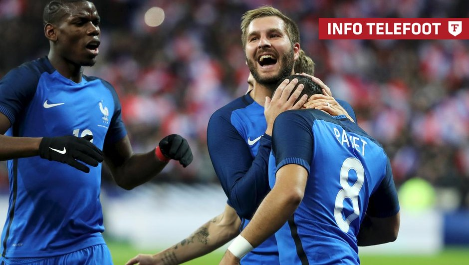 [Info Téléfoot] L'équipe qui devrait débuter face à la Roumanie