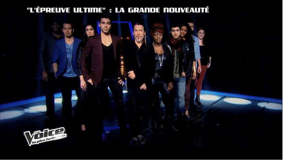 The Voice 3 : Les neuf talents de Florent Pagny pour l'épreuve ultime