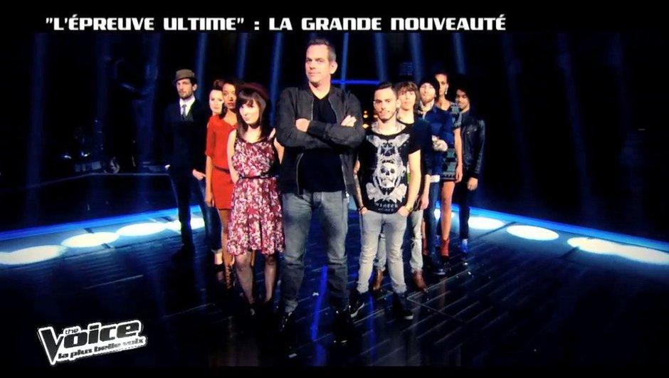 The Voice 3 : Garou peut compter sur des talents en or !