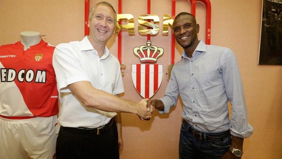 """AS Monaco - Officiel : Abidal """"très heureux de revenir"""""""