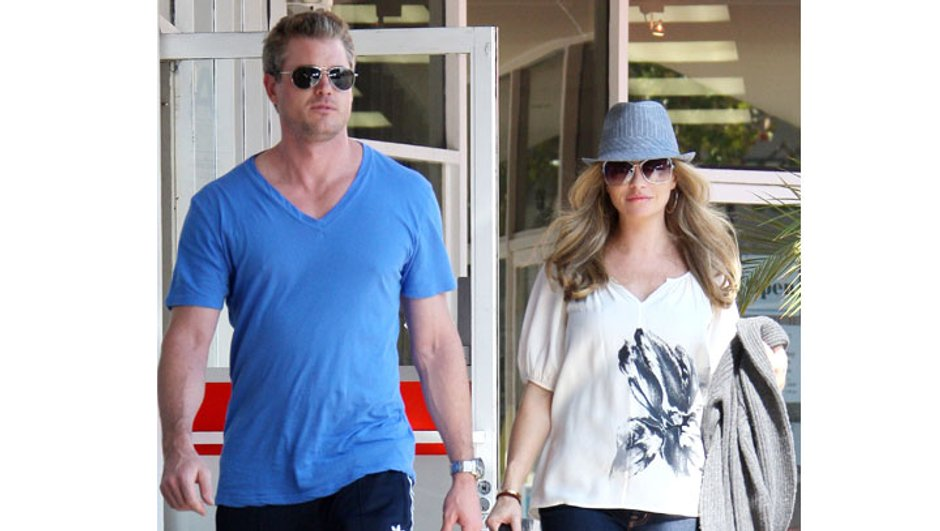 Grey's Anatomy : Eric Dane et Rebecca Gayheart attendent une petite fille