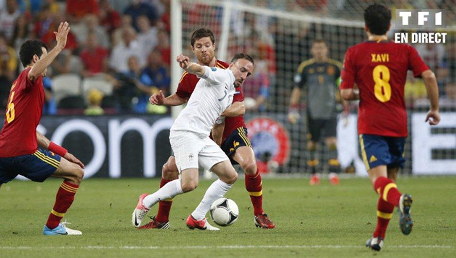 Espagne - France en streaming vidéo !