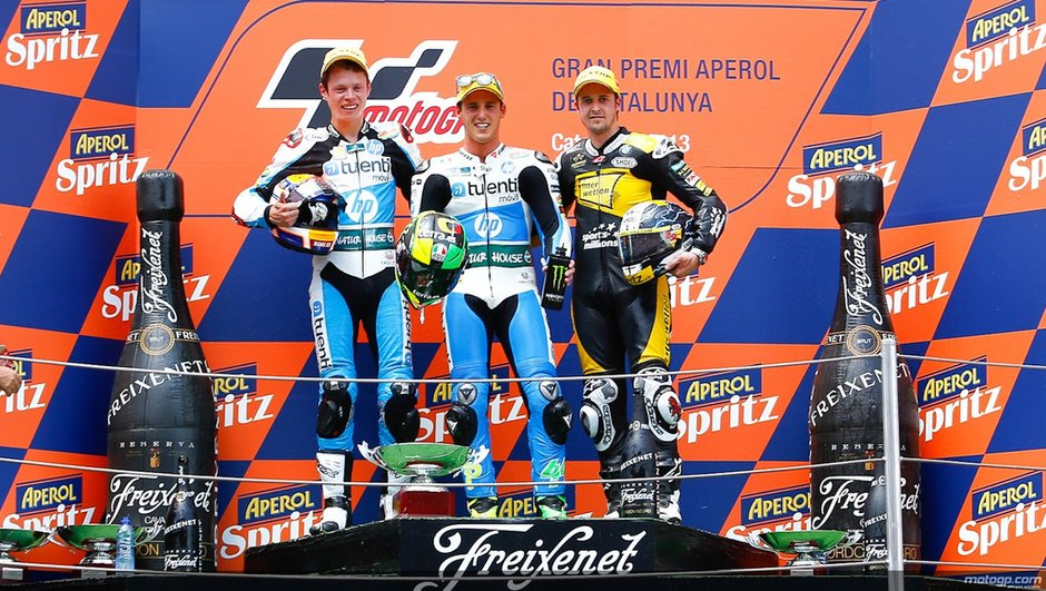 Moto2 - GP de Catalunya : Espargaro de retour aux affaires