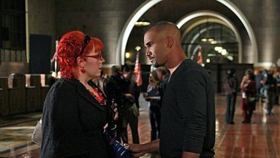 Esprits Criminels : entre Garcia et Morgan, c'est une relation platonique !