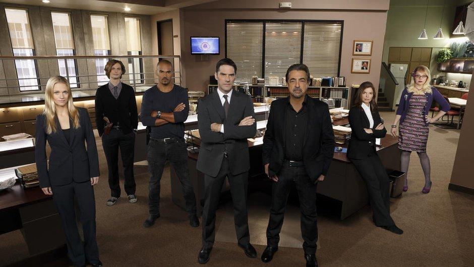 Esprits Criminels - La fin de la saison 9 arrive le 1er juin 2015 à 20h55