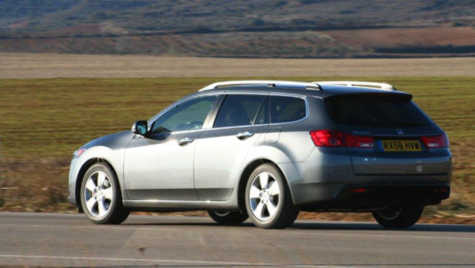 Honda Accord 2.2 i-DTEC BVA : enfin la boîte auto !