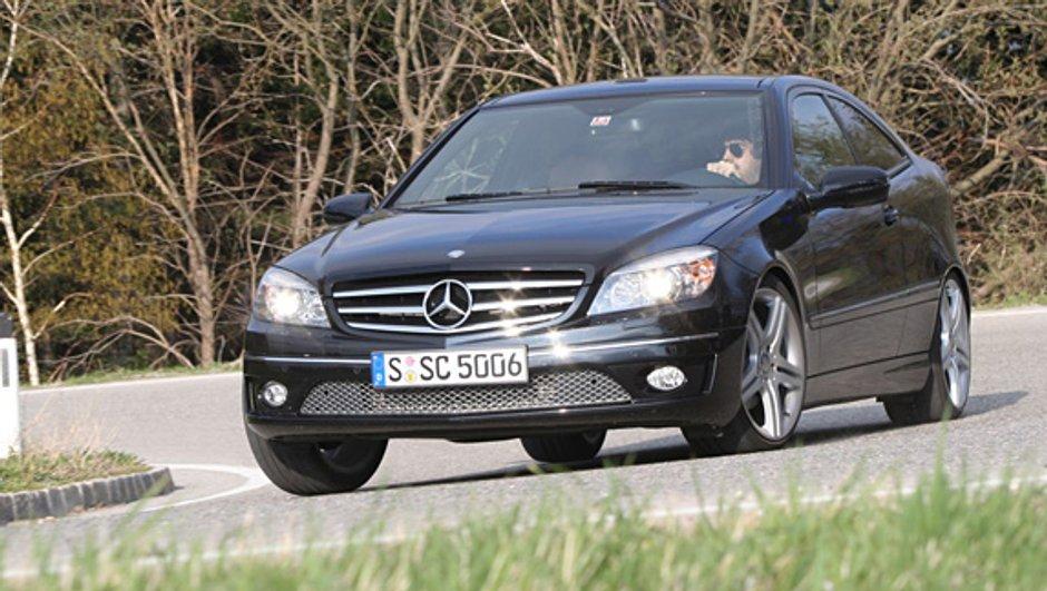 Essai Mercedes CLC 220 CDI : le nom est bien nouveau...
