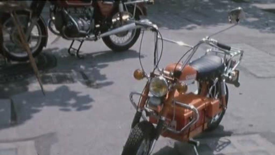 En bref : La moto électrique Charger à l'essai
