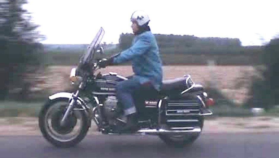 Essai de la Moto Guzzi 1000 1975