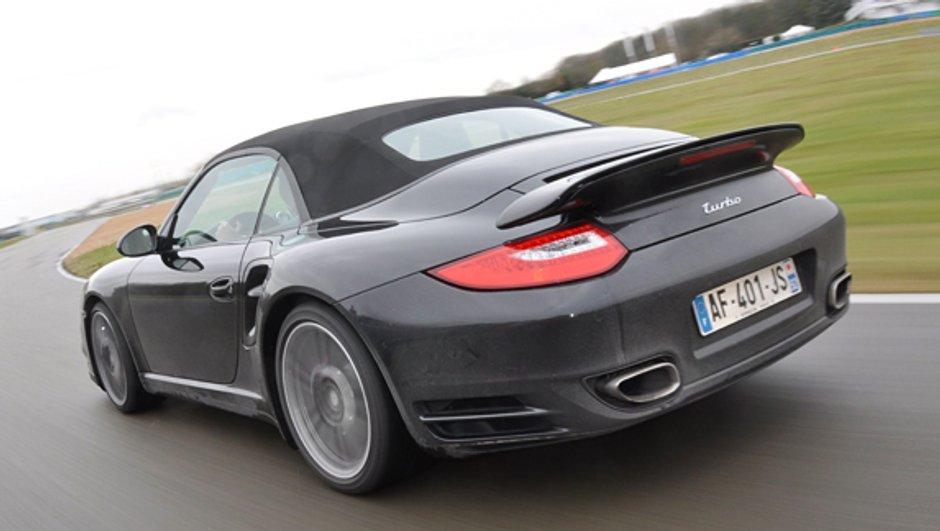 La Porsche 911 Turbo Cabriolet PDK à l'essai